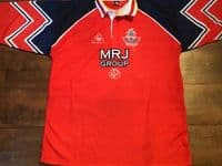 Classic Rugby Shirts   1988 Llanelli Vintage Old Retro Jersey